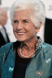 Freda Meissner-Blau im Jahr 2009 in Zwentendorf. Foto: Manfred Werner/Tsui, CC-BY-SA