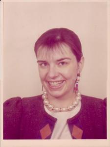 Madeleine Petrovic. Foto. UrheberIn nicht angegeben