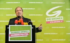 Rolf Holub. Foto: Die Grünen Kärnten