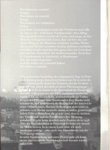 Wiedergefunden auf Zeit. Wien: Mandelbaum 2000 (Grünes Archiv)