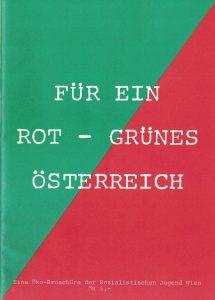 SJ Wien: Für ein rot-grünes Österreich (1982)