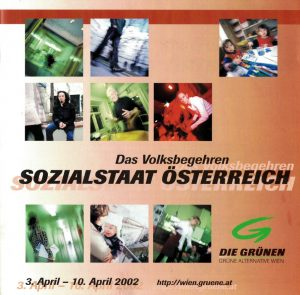 Das Volksbegehren Sozialstaat Österreich (2002)