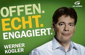 Werner Kogler sprang in die Bresche, verblieb dann aber im Nationalrat.