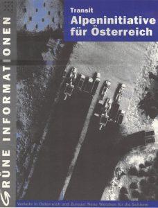 Grüne Informationen zur Alpeninitiative.