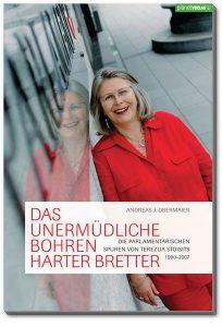 Andreas J. Obermaier: Das unermüdliche Bohren harter Bretter Die parlamentarischen Spuren von Terezija Stoisits 1990-2007. Wien: PlanetVerlag 2010